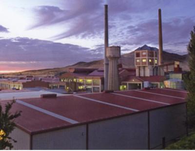 2007. 50 aniversario de la fábrica de vidrio de La Granja