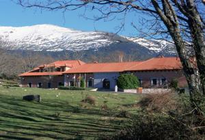 Edificio principal del Ceneam